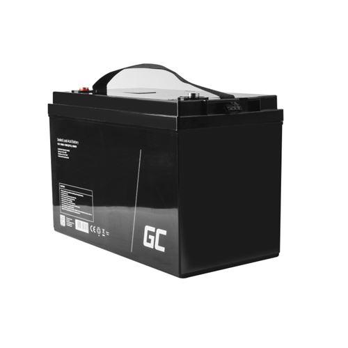 Green Cell AGM batterie Gel Plomb 12V 100Ah