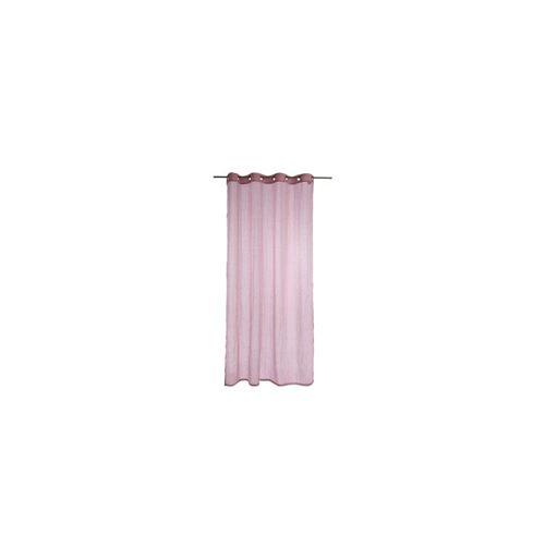 Rideau Voilage Memo 140x240cm Rose