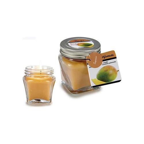 bougie parfumée mangue