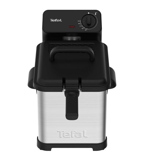 Tefal FR5030 Family Pro Access Friteuse 3000 Acier Inoxydable/Noir
