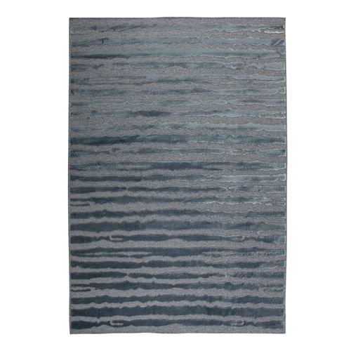 Tapis Yuma cobalt 160 x 230 cm Vivaraise