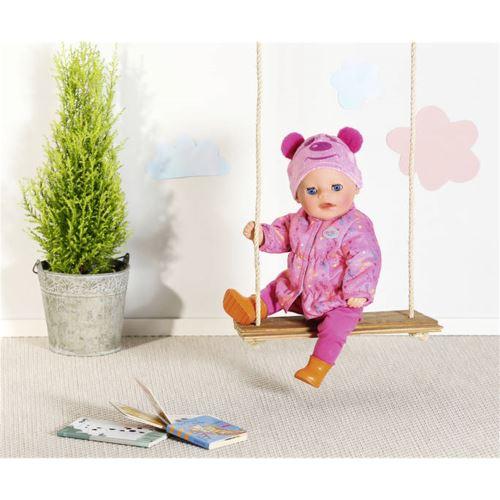 Zapf Creation 827352 - Petite tenue de poupée pour l?hiver 36 cm