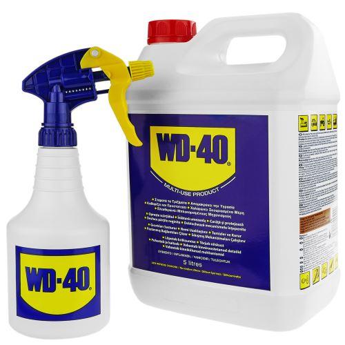 Lubrifiant polyvalent pour fûts de 5 litres avec pulvérisateur gratuit