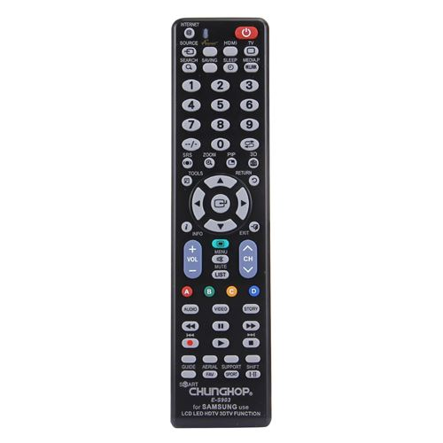 (#103) Universal Remote Controller for SAMSUNG LED LCD HDTV 3DTV