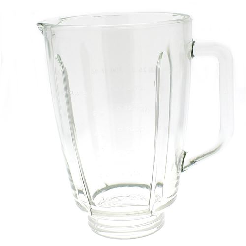 Bol mixer verre pour Blender Essentiel b