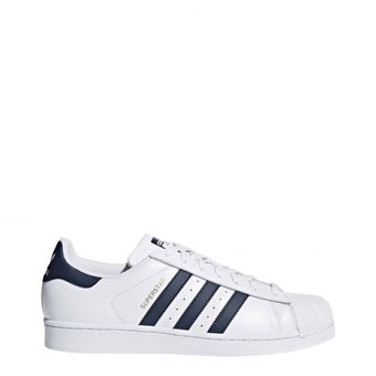 Adidas Superstar Taille UK 5.5,Couleur Blanc