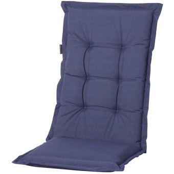 Madison – Coussin pour fauteuil à dossier haut – extérieur safier ...