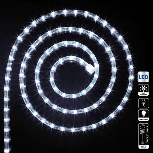 Tube lumineux 10 mètres blanc froid