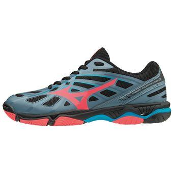Wave 3 Chaussures Mizuno Chaussons Et Hurricane Femme fwEvxEq
