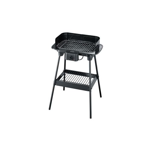 Severin 8523 Barbecue Grill Sur Pied 2300 W Noir Achat