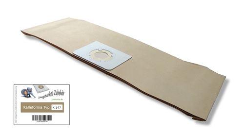 Kallefornia k147 6 sacs pour aspirateur Lavor GBP 20 PRO GBP20-PRO 20PRO