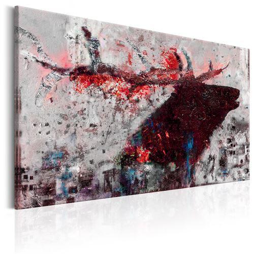 Tableau - Ruby Deer - Décoration, image, art | Animaux divers | 60x40 cm |