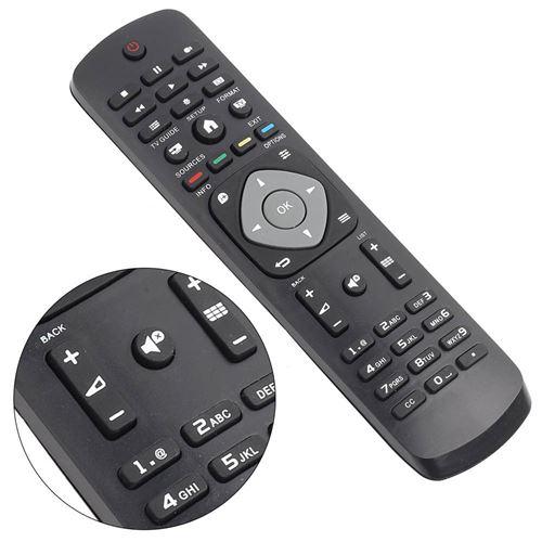 Télécommande TV Remplacement Universelle pour LED LCD Philips