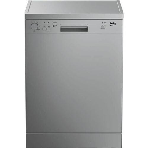 Lave-vaisselle Pose Libre Beko Lvp63s2 13 Couverts - A+ - 47db