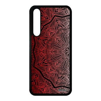 coque huawei p20 pro silicone rouge