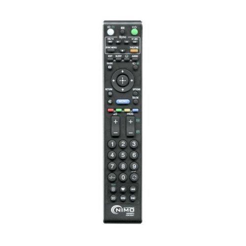 Télécommande Universelle pour Sony NIMO MAN3074 Noir
