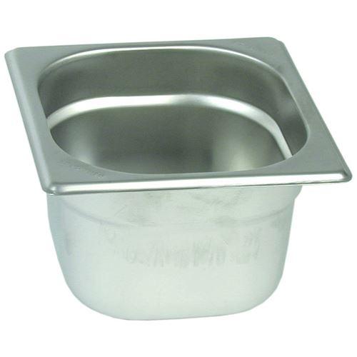 Bac Gastro Inox GN 1/6 - H 65 à 200 mm - Stalgast - 200 mm 100 cl