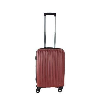 Valise cabine rigide Bibou 55 cm Bordeaux Valises Achat