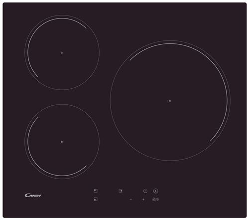 Table A Induction Candy Ci 633 C