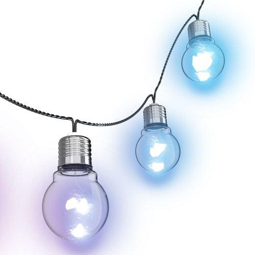 Extension pour guirlande d'ampoules P45 - 3 m - RVB