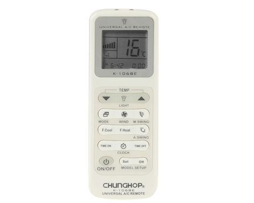 (#103) Universal A/C Remote Control (K-1068E)
