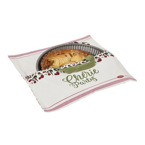 Sac pour tarte CHÉRIE PARTY en coton