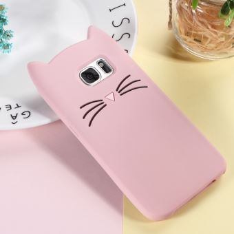 coque galaxy s7 3d