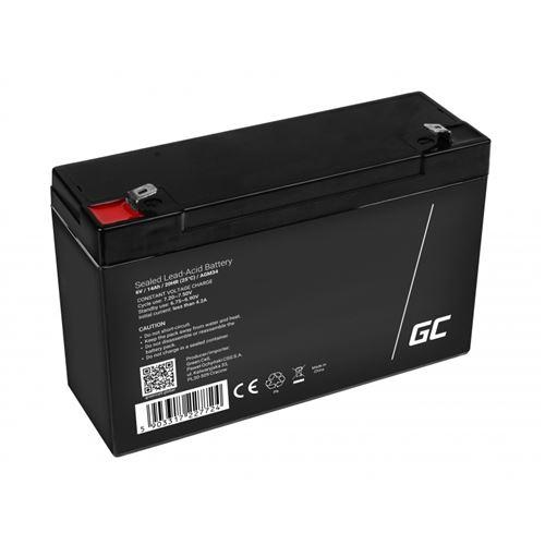 Green Cell AGM Batterie au plomb 6V 14Ah