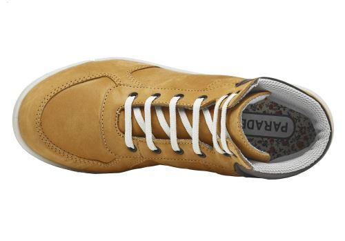 nouvelle arrivee e8b2a 7cdbb Chaussures De Securite Femme Brazza Miel Parade - Taille 37 ...