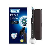 Brosse à dents électrique Oral-B DUO PRO2500 Noir