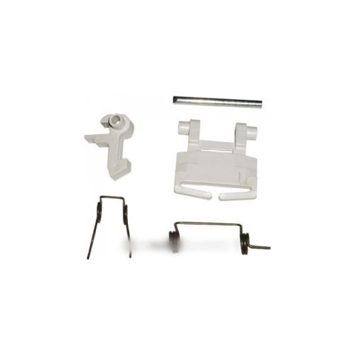 Kit support+ ressorts +axe+doigt porte pour lave linge newpool - 3382577