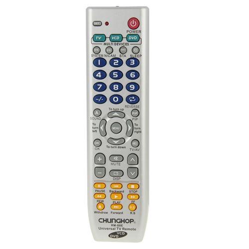 (#103) 3 in 1 (TV, VCD, DVD) Universal Remote Control (RM-88E)