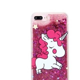 coque iphone 6 licorne rose