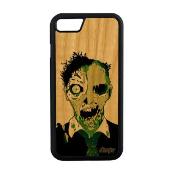 coque iphone 8 rigide vert