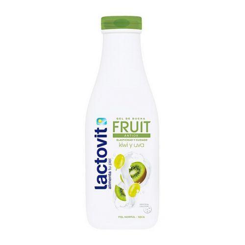 Gel de douche Fruit Antiox Lactovit (600 ml)