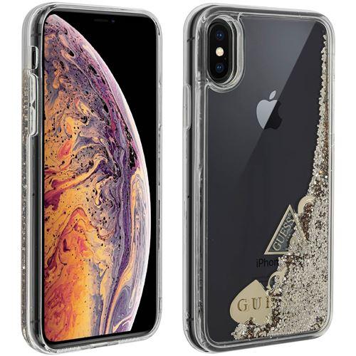 coque iphone xs max liquide