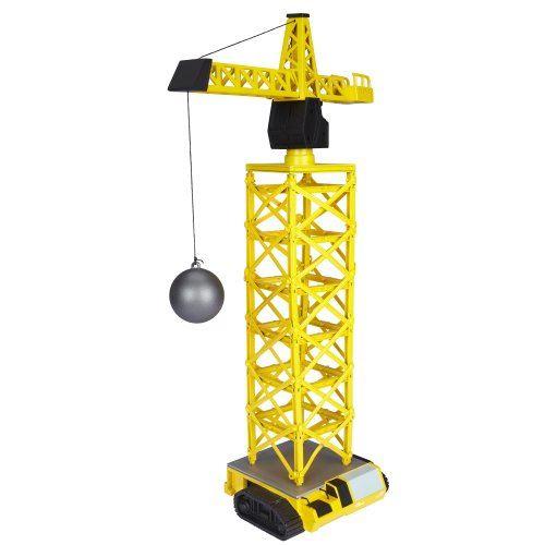 Kit de construction Mega Crane de POWER CITY CONSTRUCTION