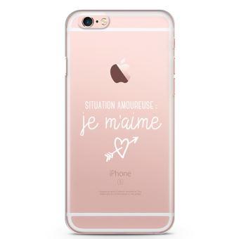 coque iphone 6 plus amoureux