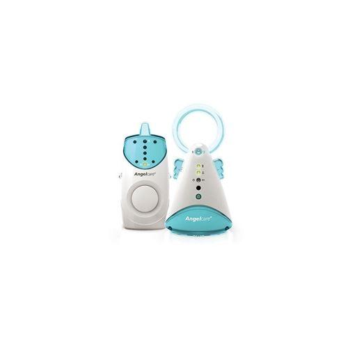 Angelcare AC1320 Babyphone Vid/éo /& Son Blanc Affichage de la Temp/érature Fonction Veilleuse B/éb/é