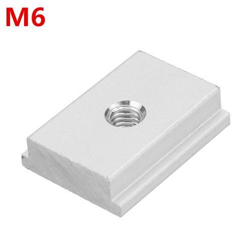 Outil de menuiserie Drillpro Accessoire Pince de serrage à action rapide Petit curseur M6
