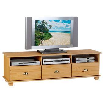 meuble tv banc tv vintage colmar pin massif cir achat prix fnac. Black Bedroom Furniture Sets. Home Design Ideas