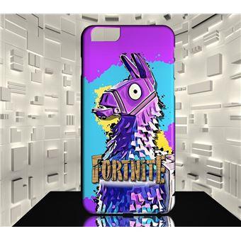 Coque rigide pour iPhone 7 FORTNITE FUN PINATA LAMA 25
