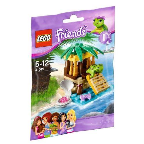 Lego Friends tortue et Petit Oasis 41019