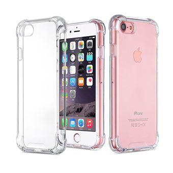 Coque Antichoc pour Apple iPhone 6 PLUS 6S PLUS Houe Etui Gel TPU Transparent Protection Silicone Souple Slim Leger Phonillico