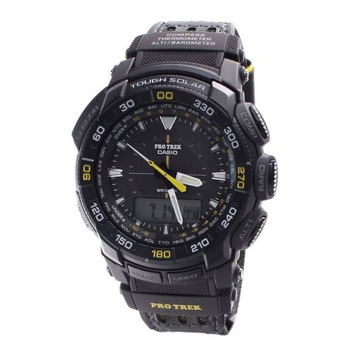 Casio PRO TREK Triple Sensor TOUGH SOLAR Montre PRG 550G 1  LCyQN