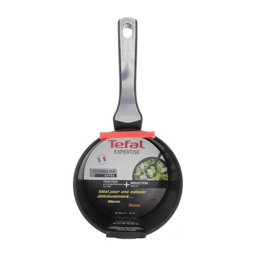 TEFAL C6202902 - Casserole Expertise GV5 - Ø 18 cm - Noir - Tous feux dont induction