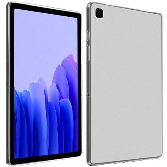 Coque pour Samsung Galaxy Tab A7 10.4 2020 Silicone Gel Flexible Ultra-fine et Légère Transparent