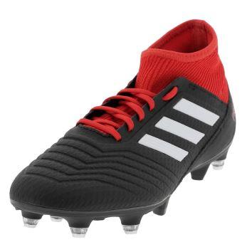 40 36195 Adidas 18 Predator Football Noir Chaussures 3 Nrrge Sg Réf Taille Vissées Zvxw7