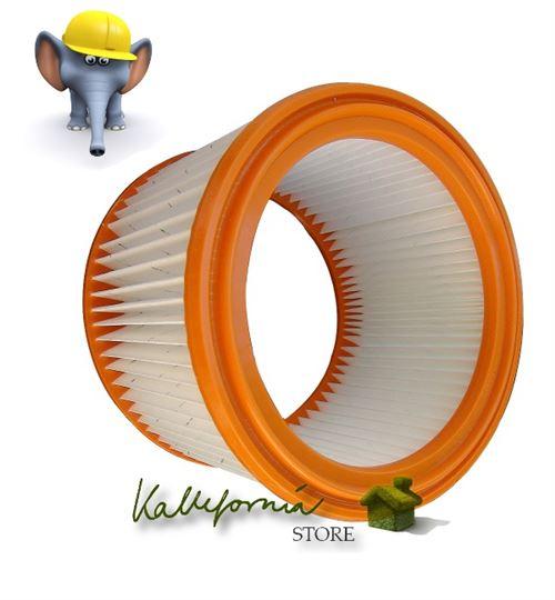 Kallefornia K704 1 PES filtre lavable pour aspirateur Protool VCP 250 E