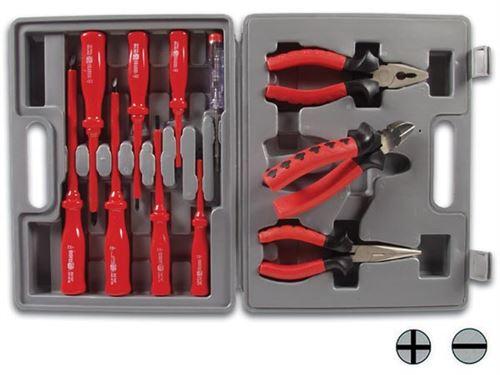 mallette d'outils 11 pièces